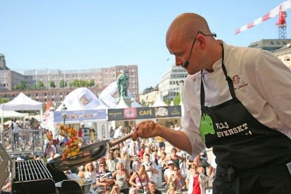 """Как пройдет кулинарный фестиваль """"Вкус Стокгольма"""""""