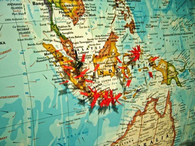 Что такое географические карты