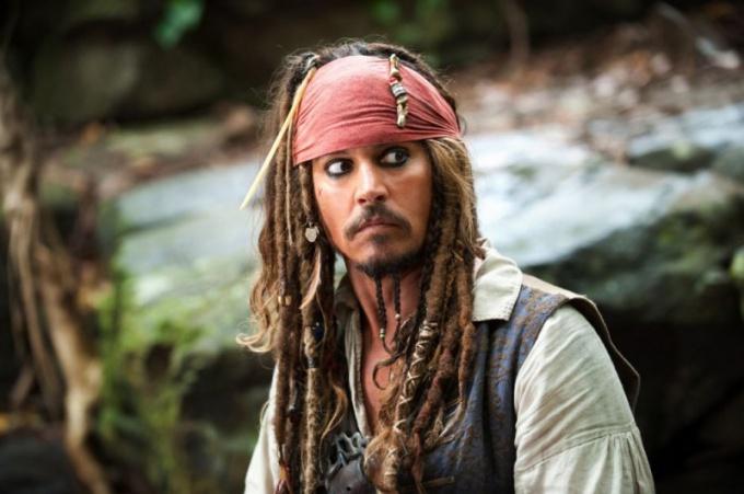 """Как снимали кино """"Пираты Карибского моря"""""""