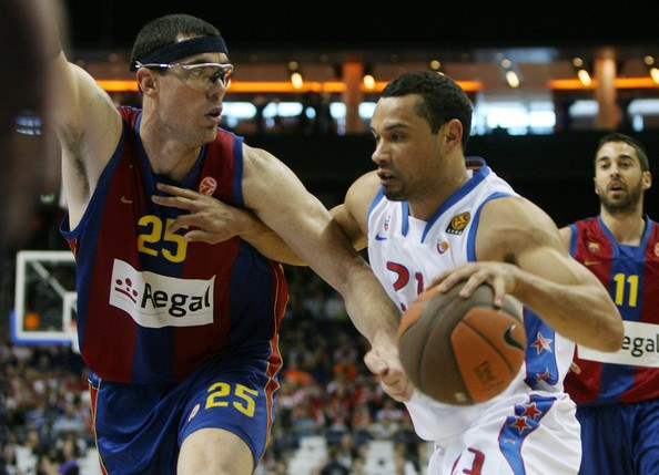 Как прошла Евролига по баскетболу 2012