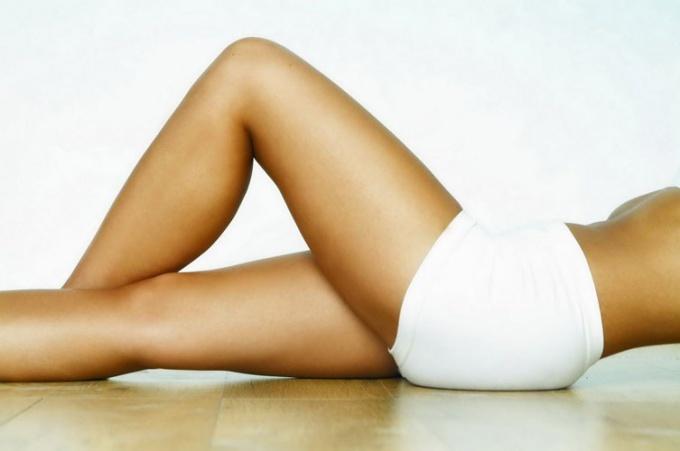 Как похудеть на бедрах