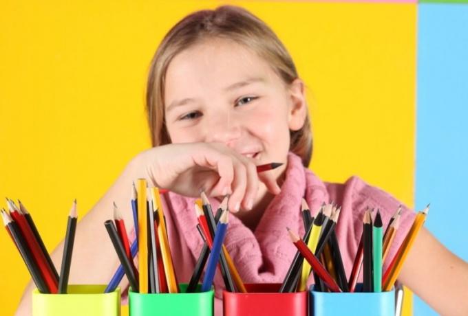 Как учатся дети в художественной школе