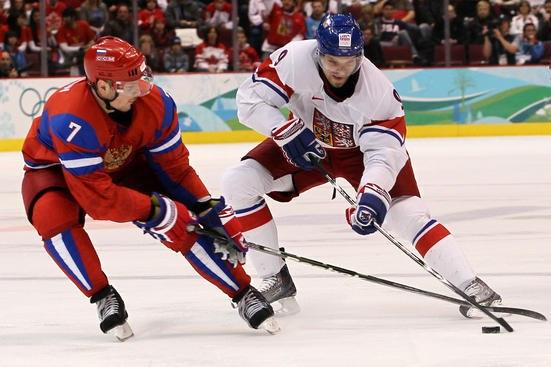 Как развивалась история матчей Россия - Чехия по хоккею