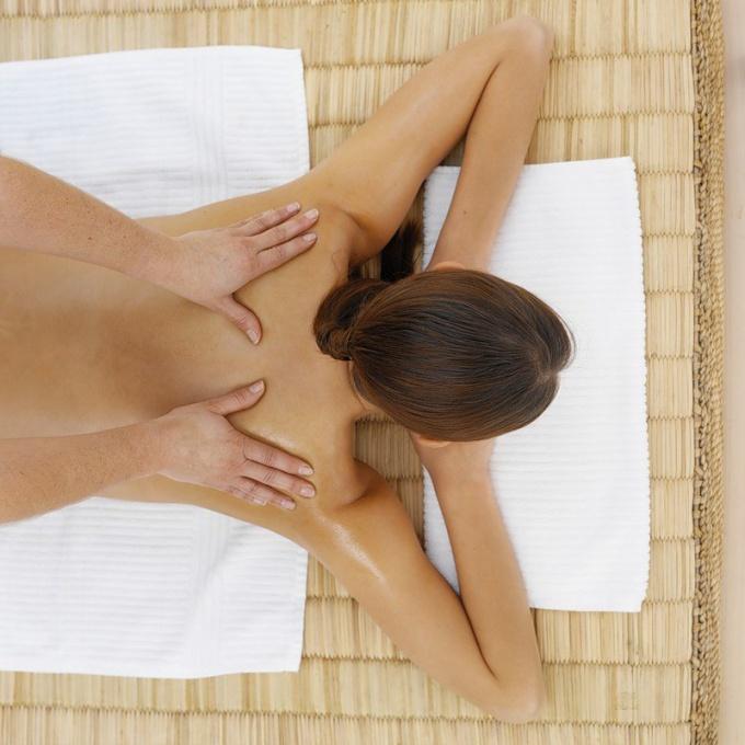 Как нужно делать массаж