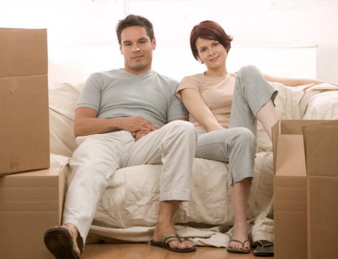 Как переехать в новую квартиру