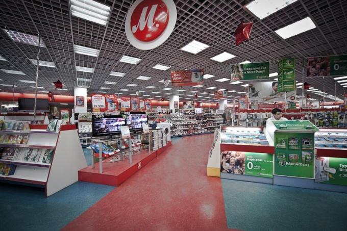 Как появились магазины электроники М Видео