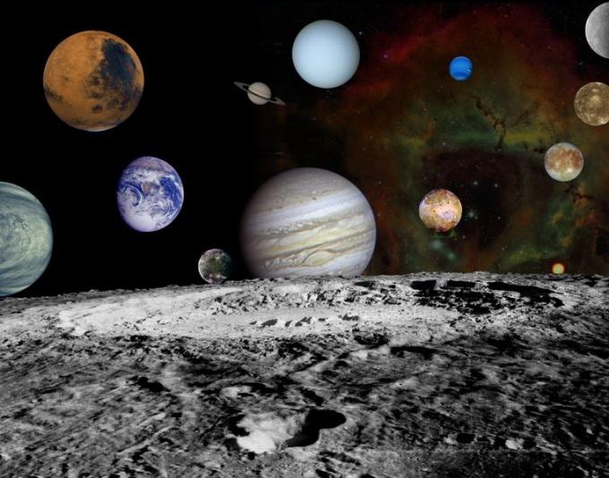 Что такое Парад планет