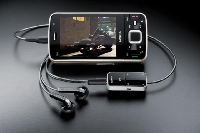 Как закачать фильмы на Nokia