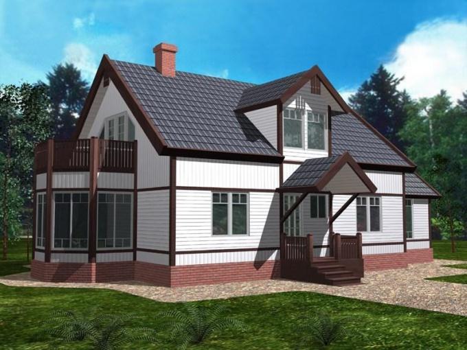 Как спроектировать каркасный дом своими руками