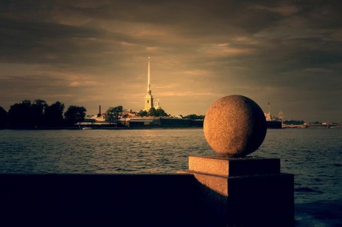 When the white nights in Saint-Petersburg