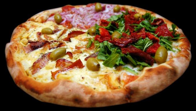 Как стремительно и аппетитно приготовить пиццу