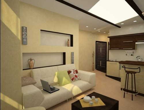 How to furnish small Studio apartment