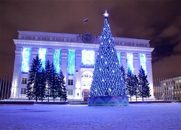 Как встретить Новый год в Кемерово