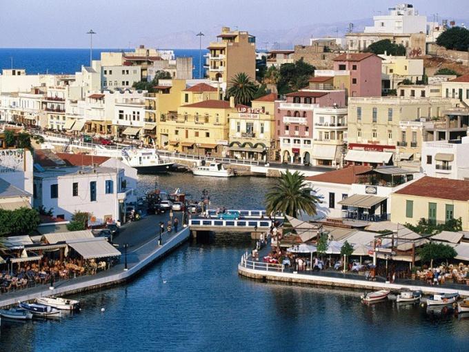 Как выбрать отель на Крите