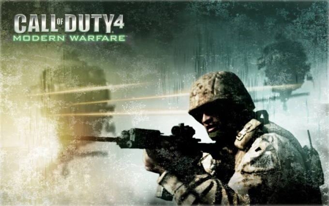 Как пройти Call of Duty modern warfare