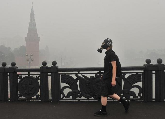 Как защитить себя от смога