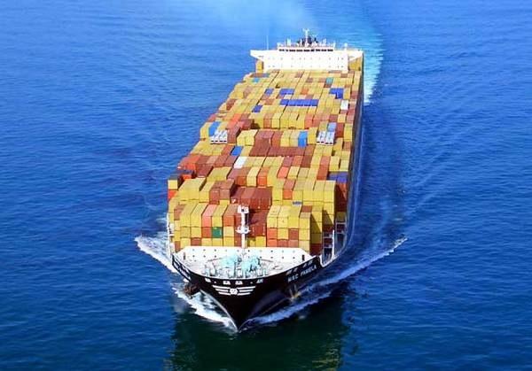 Как отправить контейнер  на Украину