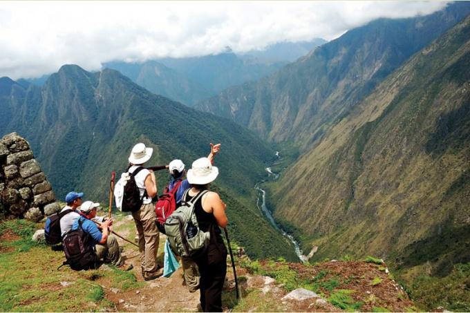 Как собраться в поход в горы