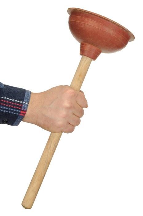 Как очистить трубу