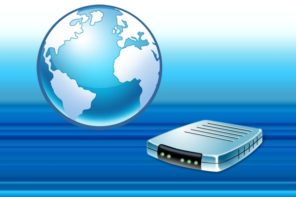 How to determine the ip address of the modem