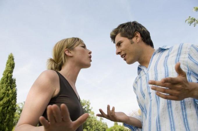 Как вести себя с прежним любовником