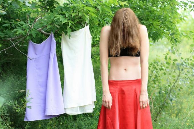 Как не нужно одеваться