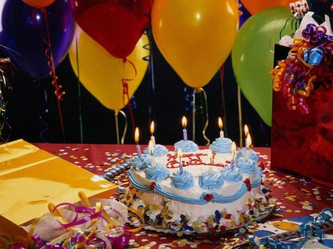 Как отметить день рождения жены
