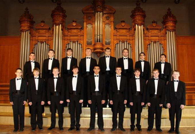 Как петь в хоре