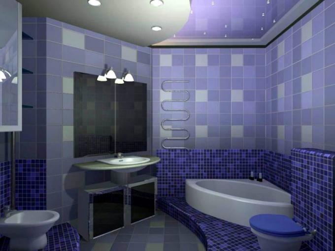 Как почистить кафель в ванной