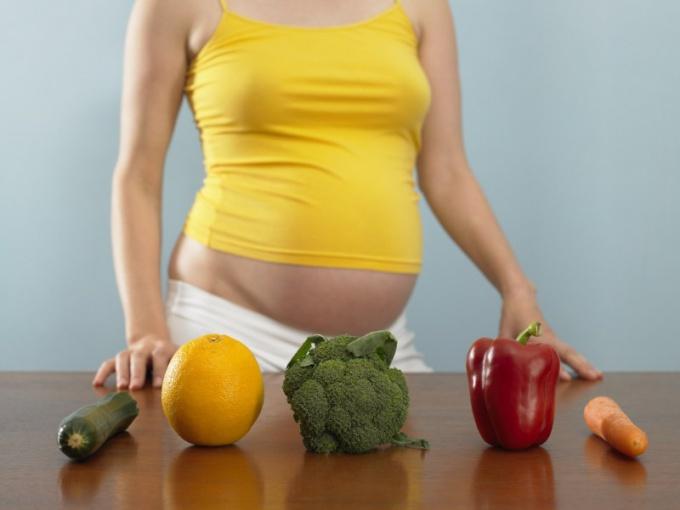 Как не переедать при беременности