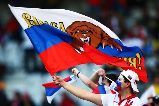 Как болеть за сборную России на Чемпионате Европы 2012