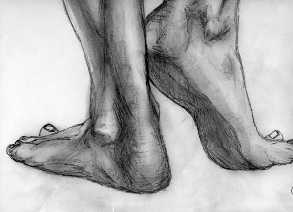 нарисовать картинки ногой ремонт всей квартиры