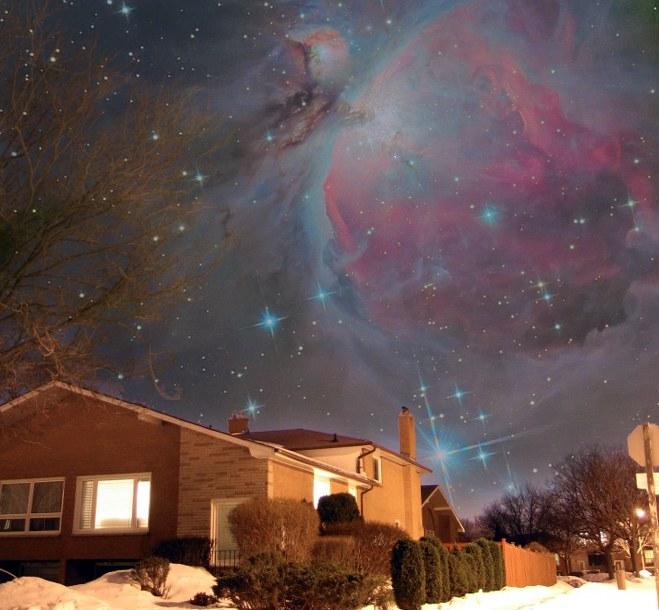 Как нарисовать созвездие