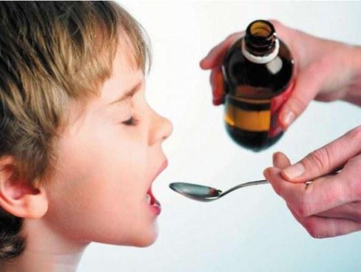 How to give children paracetamol
