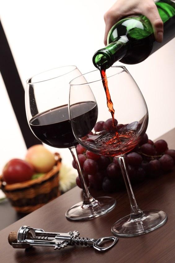 Как отфильтровать вино