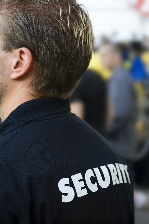 How to apply for a security guard