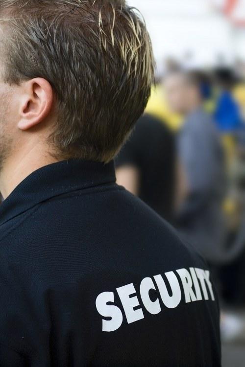Как оформить охранника