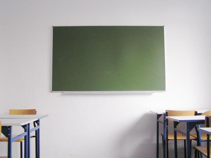 Как оформить класс в школе