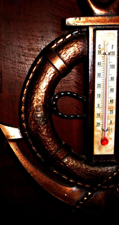 Как определить амплитуду температур воздуха