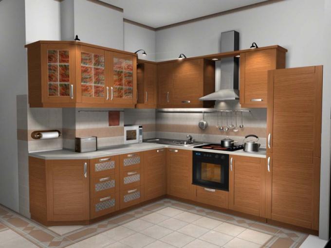 Как встроить холодильник в мебель