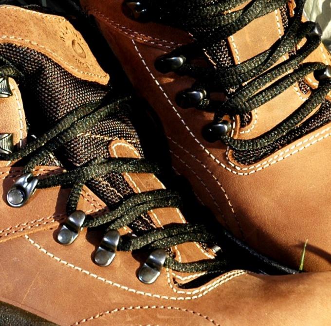Как носить высокие ботинки