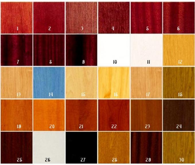 Выбор цвета за вами