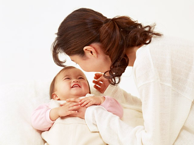 Как не заразить малыша