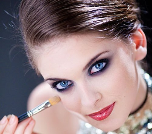 How to make expressive eyes in makeup