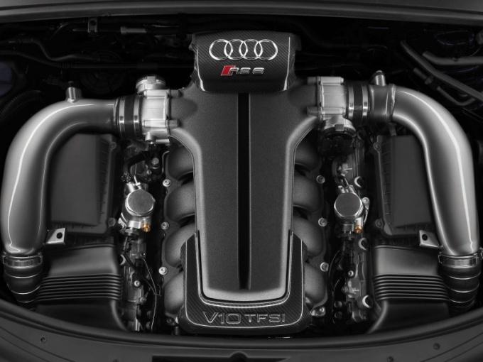 Как отремонтировать двигатель на Audi