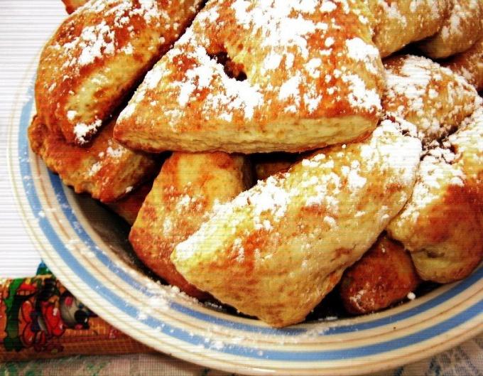 Как приготовить печенье с цукатами