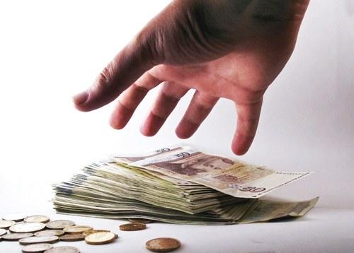 Как занимать деньги