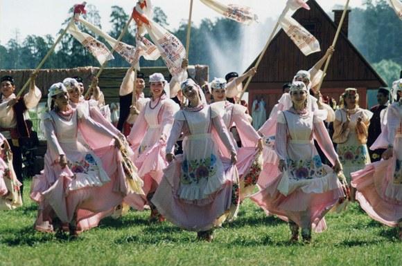 Как проходит праздник Сабантуй в Татарстане