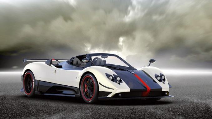 Pagani Zonda Clinque Roadster
