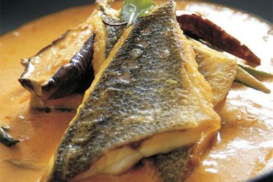 Как приготовить рыбу, тушенную с горчицей